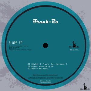 Frank Ru & Keytone - Higher (Original Mix)