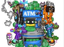Lil Candy Paint ft Lil Tecca - ATM