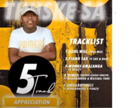 Thuske SA - Gods Will (Tech Mix)