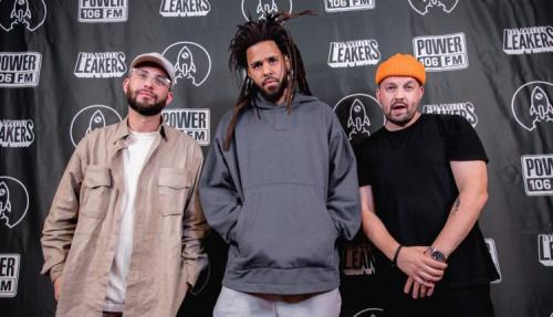 Video: J. Cole 'The LA Leakers' Freestyle