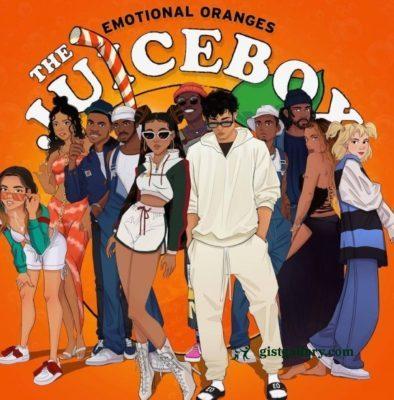 ALBUM: Emotional Oranges - The Juicebox