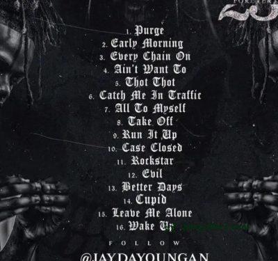 ALBUM: JayDaYoungan - 23 Is Back