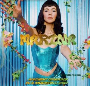 ALBUM: MARINA - Ancient Dreams in a Modern Land