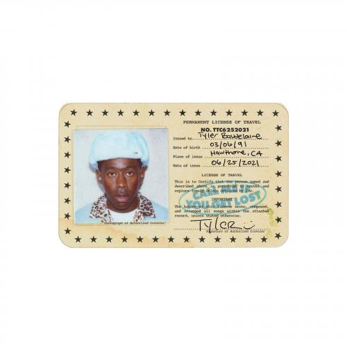 ALBUM: Tyler, The Creator - Call Me If You Get Lost