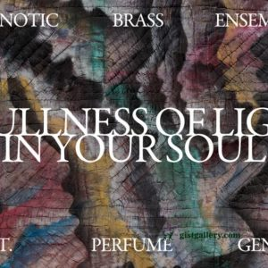 Hypnotic Brass Ensemble ft Perfume Genius - A Fullness Of Light In Your Soul (richard Youngs Cover)