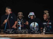 Luu Da Deejay & Major League DJz - Amapiano Balcony Mix (Lagos, Nigeria)