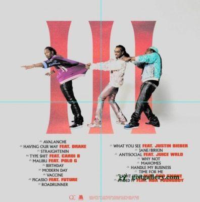 Migos ft Drake - Having Our Way