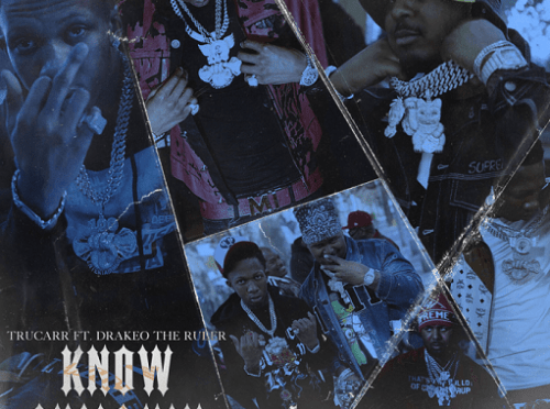 Tru Carr & Drakeo The Ruler - Know Sumthin