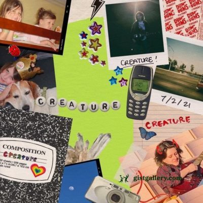 cameron lane - Creature EP
