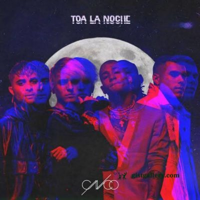 CNCO Toa' La Noche Mp3 Download