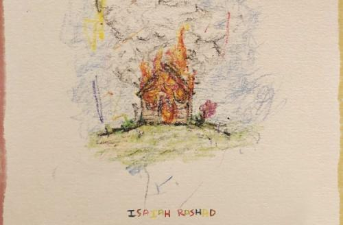 Isaiah Rashad Shares 'The House Is Burning' Cover & Release Date