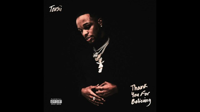 Toosii - what it cost (AUDIO) - YouTube