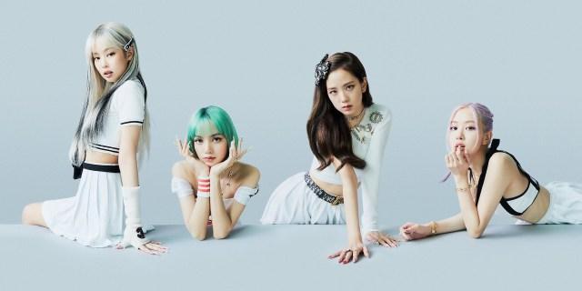 BLACKPINK drop Japanese version of 'THE ALBUM' – listen