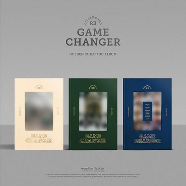 Golden Child - Game Changer (Normal Edition) - Album Vol.2