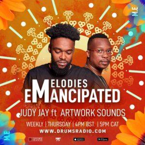 Artwork Sounds & Judy Jay - Melodies Emancipated Mix