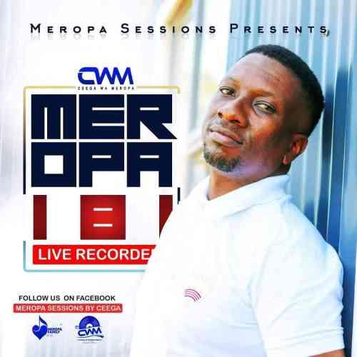 Ceega - Meropa 181 (God Is A Dj)