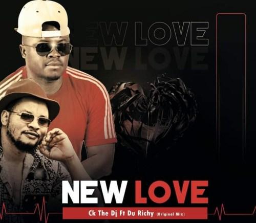 CK The DJ ft Du Richy - New Love