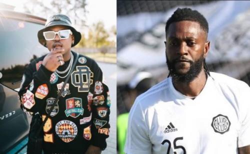Focalistic is invigorated over private talking footballer Emmanuel Adebayor