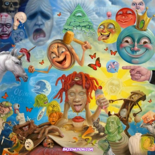 Trippie Redd ft Young Thug & Reese LAFLARE - Forever Ever