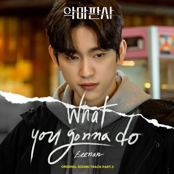 Zeenan - What you gonna do Lyrics (The Devil Judge OST Part 3) | TheWaoFam