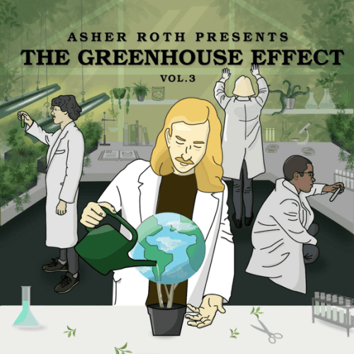 ALBUM: Asher Roth - The Greenhouse Effect Vol.3