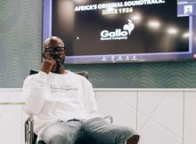 Black Coffee graces Gallo workplaces first time after securing (Photos)