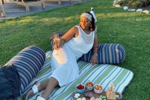 Boity avoids savages disgracing her for carrying on with a delicate life