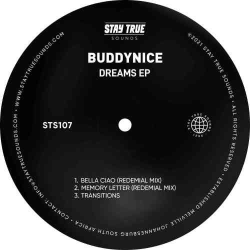 """Buddynice's """"Dreams EP"""" Ready For Release"""