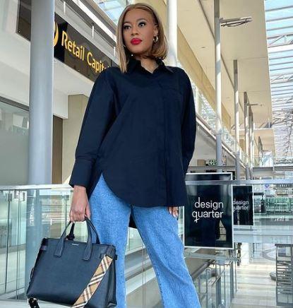 Bursted! Tshepi Vundla hauled for 'broke young ladies' remark