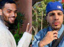 Chris Brown ft Rauw Alejandro - Nostalgico