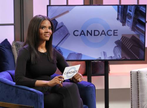 Coronavirus Testing Site Rejects Candace Owens For