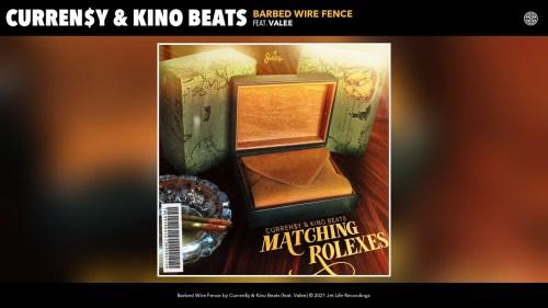 Curren$y & Kinobeats ft Valee - Barbed Wire Fence