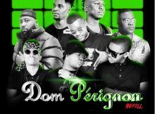 DJ Mohamed & D2mza ft DJ Sumbody, Cassper Nyovest, The Lowkeys & 3TWO1 - Dom Pérignon Refill