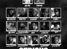 DJ pH ft Makwa, Blaklez, Reason, Zakwe, Loki, Trevor, Blxckie, Cassper Nyovest, Roii, Lady Du, Saso, Stino Le Thwenny, Touchline, Kid X & 2Lee Stark - Serious Street Mix