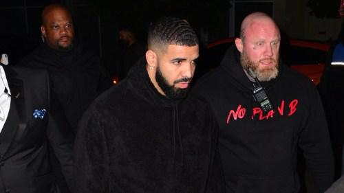 Drake Dedicates