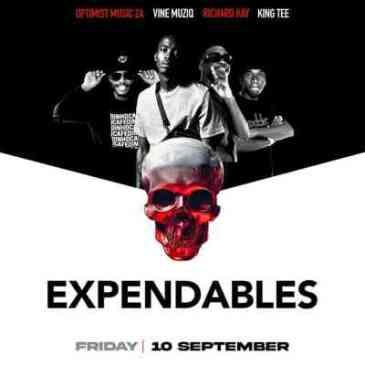 EP: Optimist Music ZA, Vine Muziq, Richard Kay & King Tee - Expendables