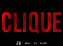 Kanye West ft Jay-Z & Big Sean - Clique