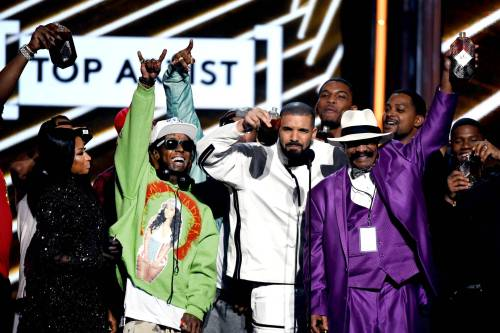 Lil Wayne, Kid Cudi and Rick Ross Confirmed As Features On Drake's