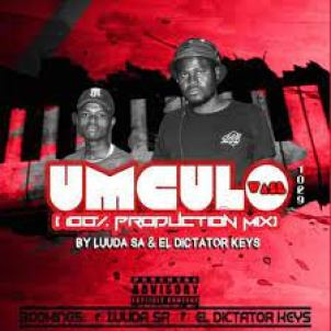 Luuda SA & El dictator Keys - Umculo Wase 1029 (100% Production Mix)