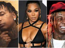Moneybagg Yo, Lil Wayne, Ashanti - Wockesha Remix