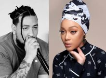 """""""Stay out of other people's affairs,"""" AKA evades Thando Thabethe in late meeting (Video)"""