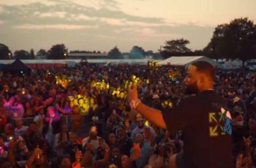 VIDEO: SA Amapiano stars take over London