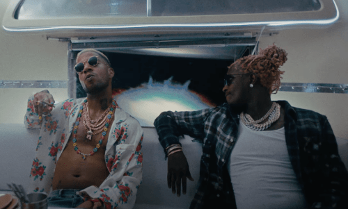 (Video) Young Thug & Strick ft Kid Cudi -
