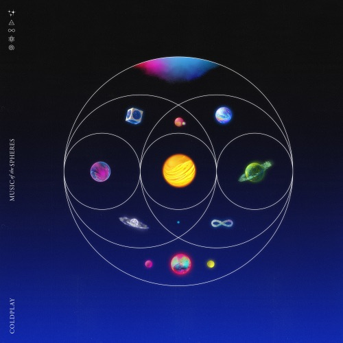 ALBUM: Coldplay - Music Of The Spheres