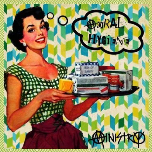 ALBUM: Ministry - Moral Hygiene