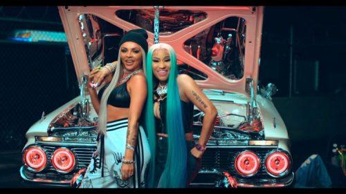 Jesy Nelson ft Nicki Minaj - Boyz