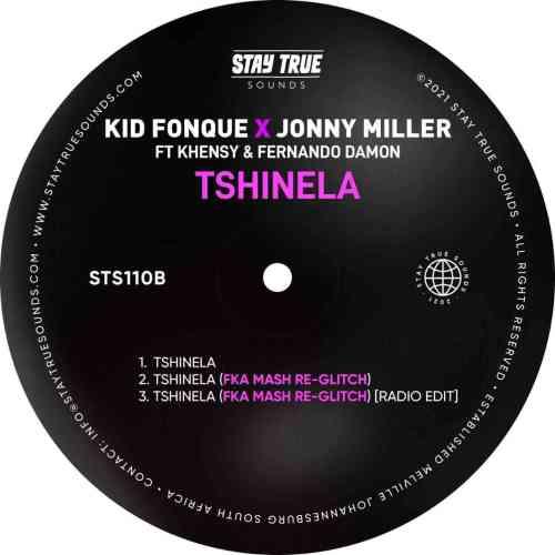Kid Fonque & Jonny Miller - Tshinela