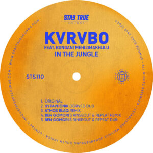 KVRVBO - In The Jungle (Remixes EP)