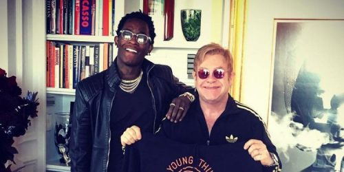 LISTEN: Young Thug Debuts New Song Givenchy Show