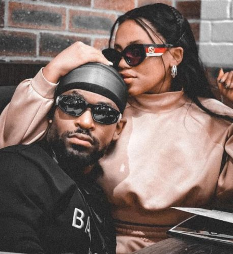 Prince Kaybee and Zola are expecting their first child